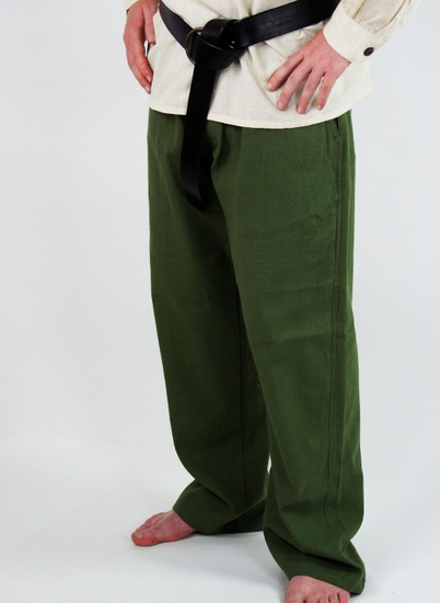 3021 soft trousers with waistband lacing