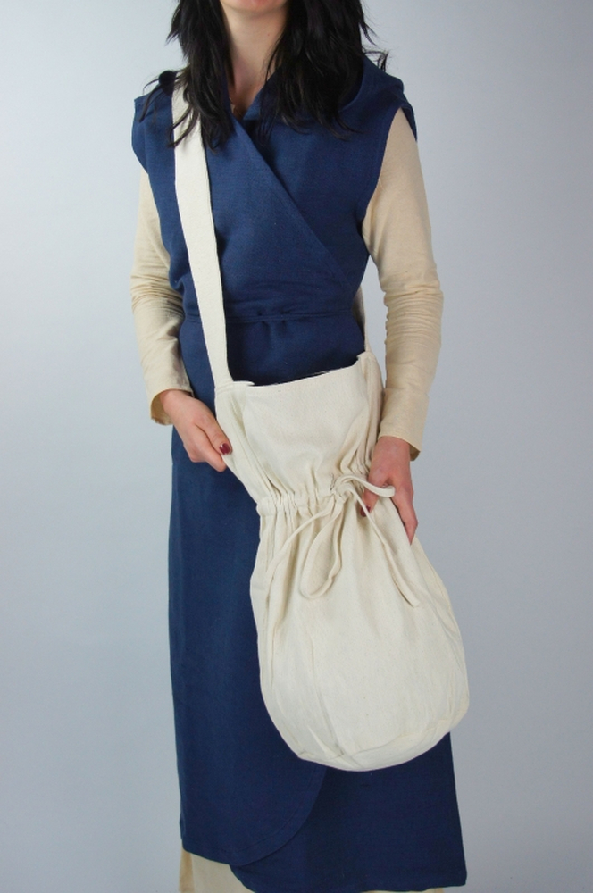 Shoulder bag Leti Natural