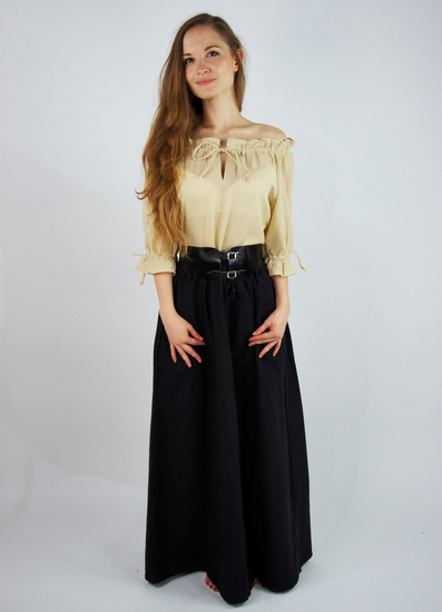 Medieval skirt Dana Black