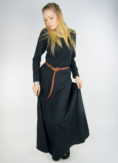Plain viking underdress Scarlet Black