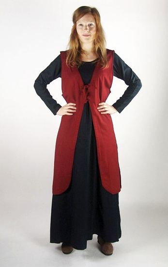 Overdress Brisella Red