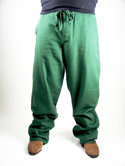 Medieval pants Dirk Green