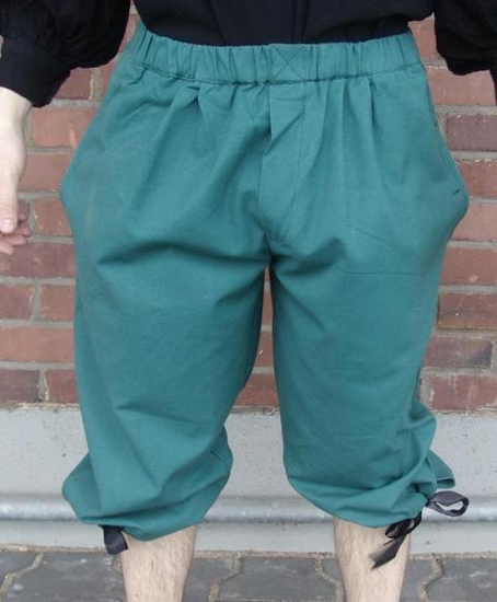 Knee breeches Vincent Green
