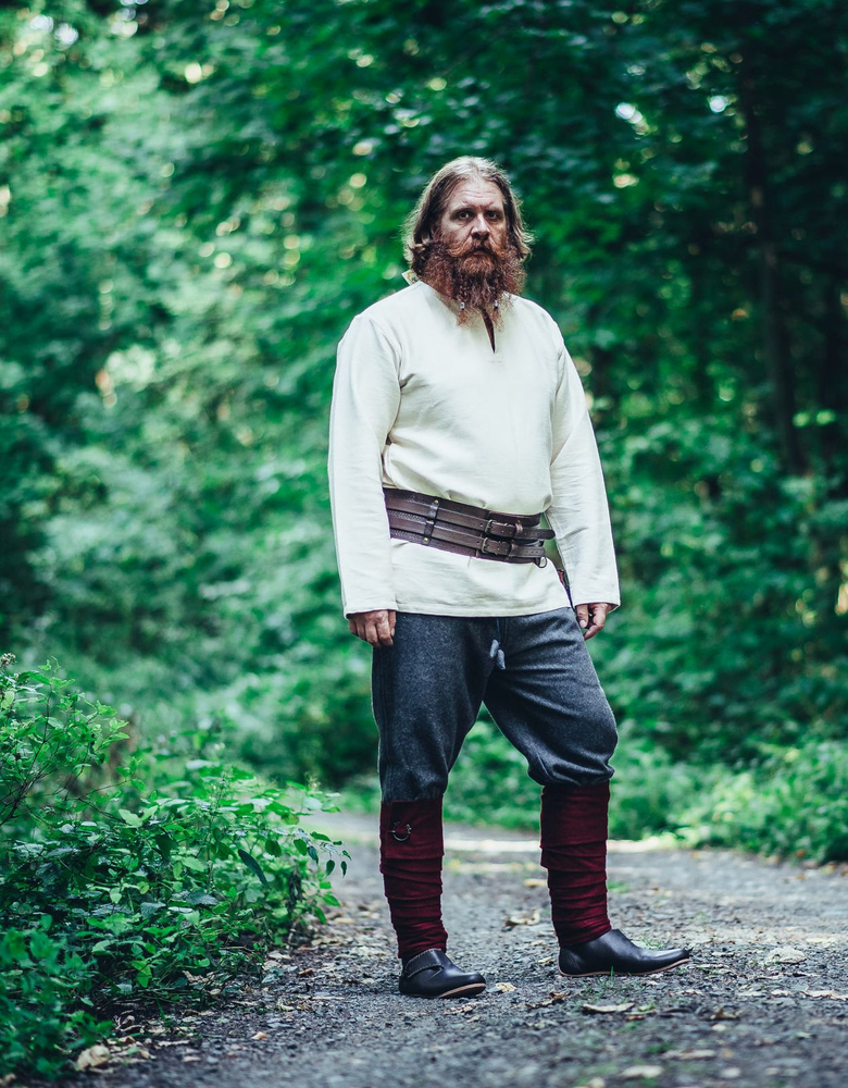 Viking tunic Ivar Natural