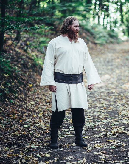 Classic Viking Tunic Thor Natural