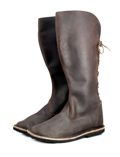 Viking boots Tyra Brown