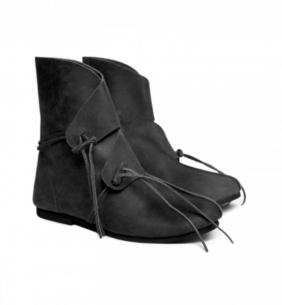 Viking boots Joar Black