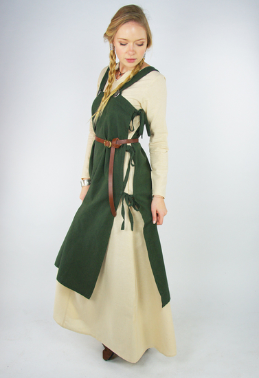 Overdress Hildegard Green