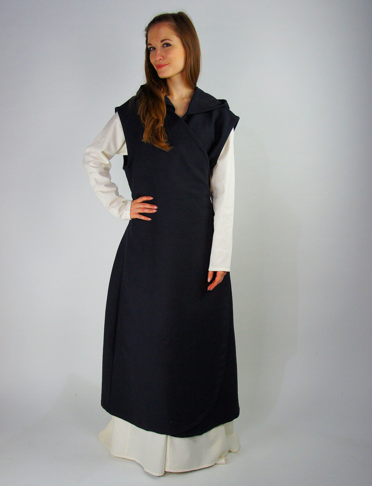 Wrap dress Gerlin Black
