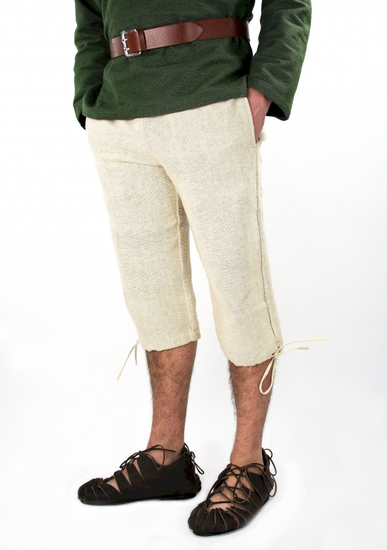 Medieval knee breeches Veli Hemp